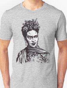Tender Self Belief (portrait of Frida Kahlo) T-Shirt