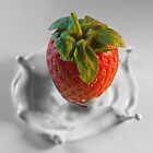Strawberry Splash by Richard Scott