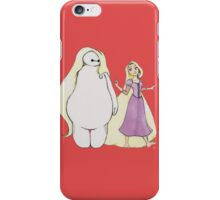 Pair Of Healers iPhone Case/Skin