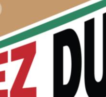 LezDuit - Trash Brand Sticker