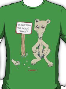 Do Not Feed the Bears! T-Shirt