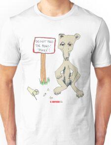 Do Not Feed the Bears! Unisex T-Shirt