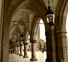 Under the Arches by Alison Edge