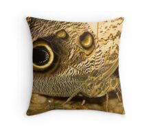 Banana For Dinner Throw Pillow