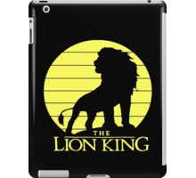 The Lion King Profile iPad Case/Skin