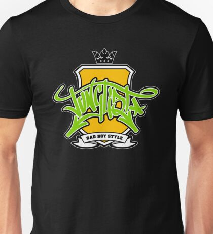 Junglist Unisex T-Shirt