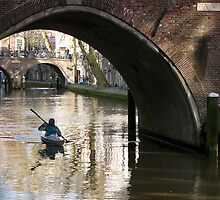 Feeling free on the Old Canal by jchanders