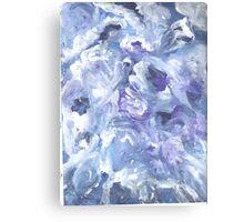 I have got the blues Canvas Print