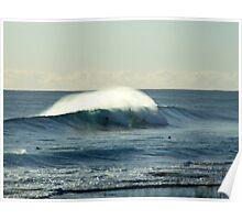 Yallingup Surf Break Poster