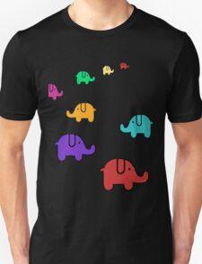 Elefantes Unisex T-Shirt