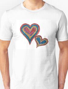 Conceptual image of love Unisex T-Shirt
