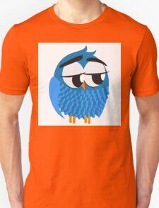 Cute cartoon owl Unisex T-Shirt