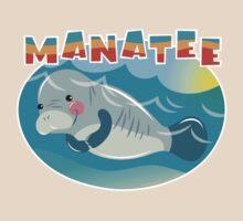 Manatee by Lyuda