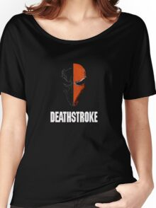 Deathstroke Women's Relaxed Fit T-Shirt