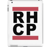 Run Chili Peppers iPad Case/Skin