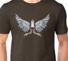 Shuttle On Wings. T-Shirt