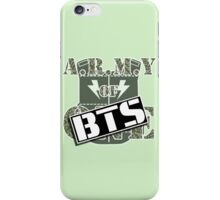 ARMY of BTS iPhone Case/Skin