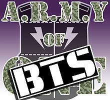 ARMY of BTS by lordcamelot