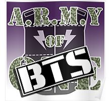 ARMY of BTS Poster