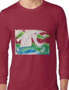 Big Fish Little Fish Long Sleeve T-Shirt