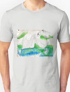 Big Fish Little Fish Unisex T-Shirt
