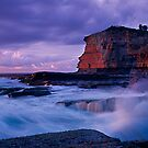 The Skillion - Terrigal by Matt  Lauder