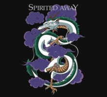 Haku-Spirited Away by BuckRogers