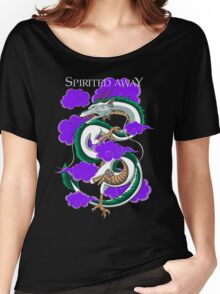 Haku-Spirited Away Women's Relaxed Fit T-Shirt