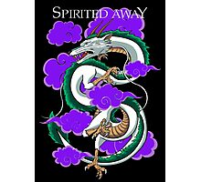 Haku-Spirited Away Photographic Print