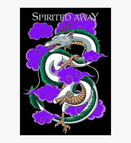 Haku-Spirited Away Photographic Print