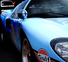 GT40 by jamiemm
