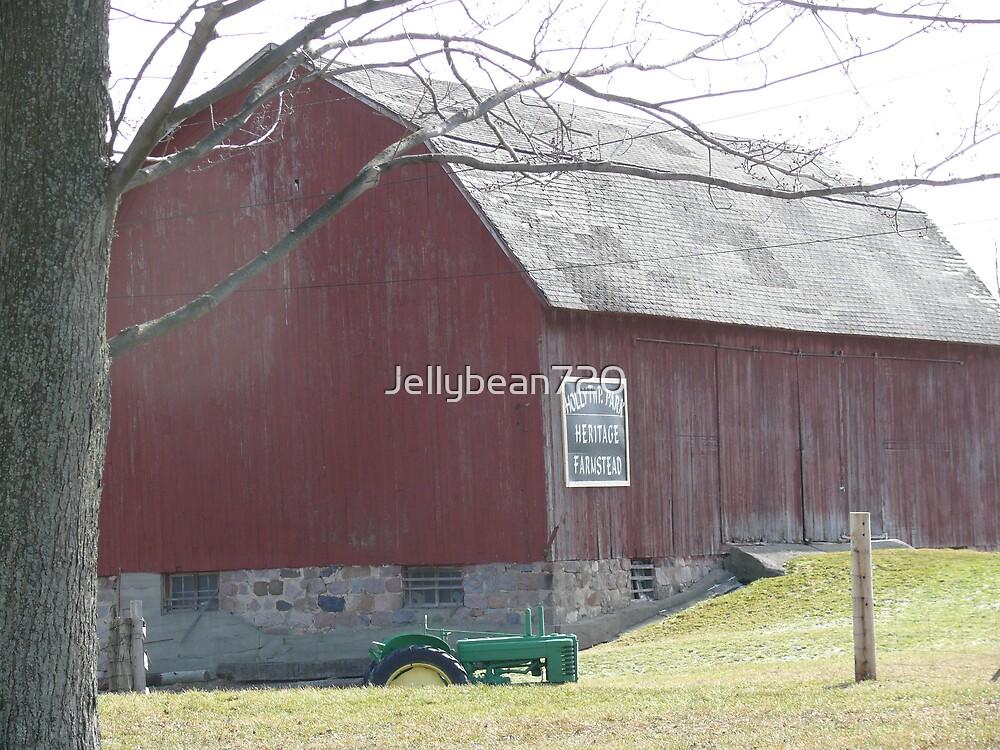 Heritage Farmstead by Jellybean720
