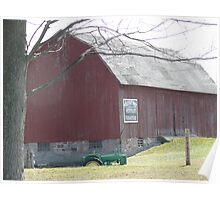Heritage Farmstead Poster