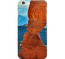 Looking through the Arch iPhone Case/Skin