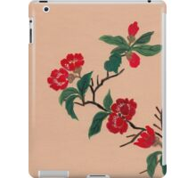 Chinese Passion from Amphai iPad Case/Skin