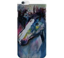 Caballos iPhone Case/Skin