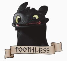 Toothless Smile Baby Tee