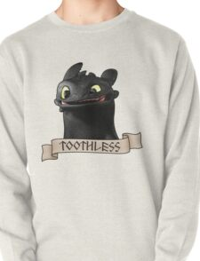 Toothless Smile Pullover