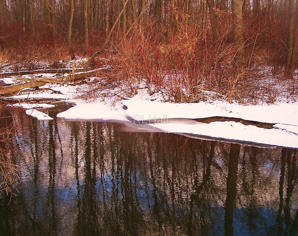 Northern Reflections by RLHall