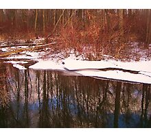 Northern Reflections Photographic Print