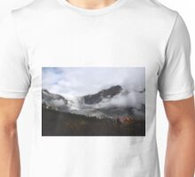 the glacier site Unisex T-Shirt