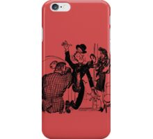 Almost A Photo Finish iPhone Case/Skin