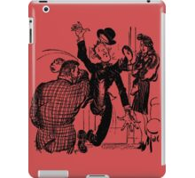 Almost A Photo Finish iPad Case/Skin
