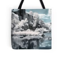 Does Dracula believe in Santa Claus? Tote Bag