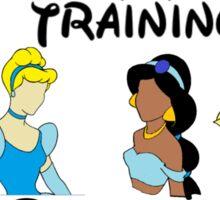 Disney Princess in Training Sticker