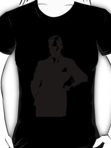 Clark Gable Is A Classy Silhouette T-Shirt