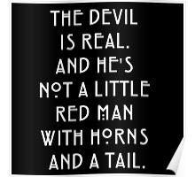 The Devil - AHS Poster