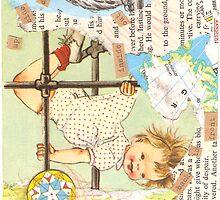 Topsy turvy by Jemma Bracken