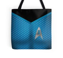 Star Trek Series - Scientist Suit - Spock Tote Bag