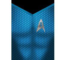 Star Trek Series - Scientist Suit - Spock Photographic Print